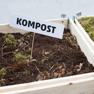 Kompost.